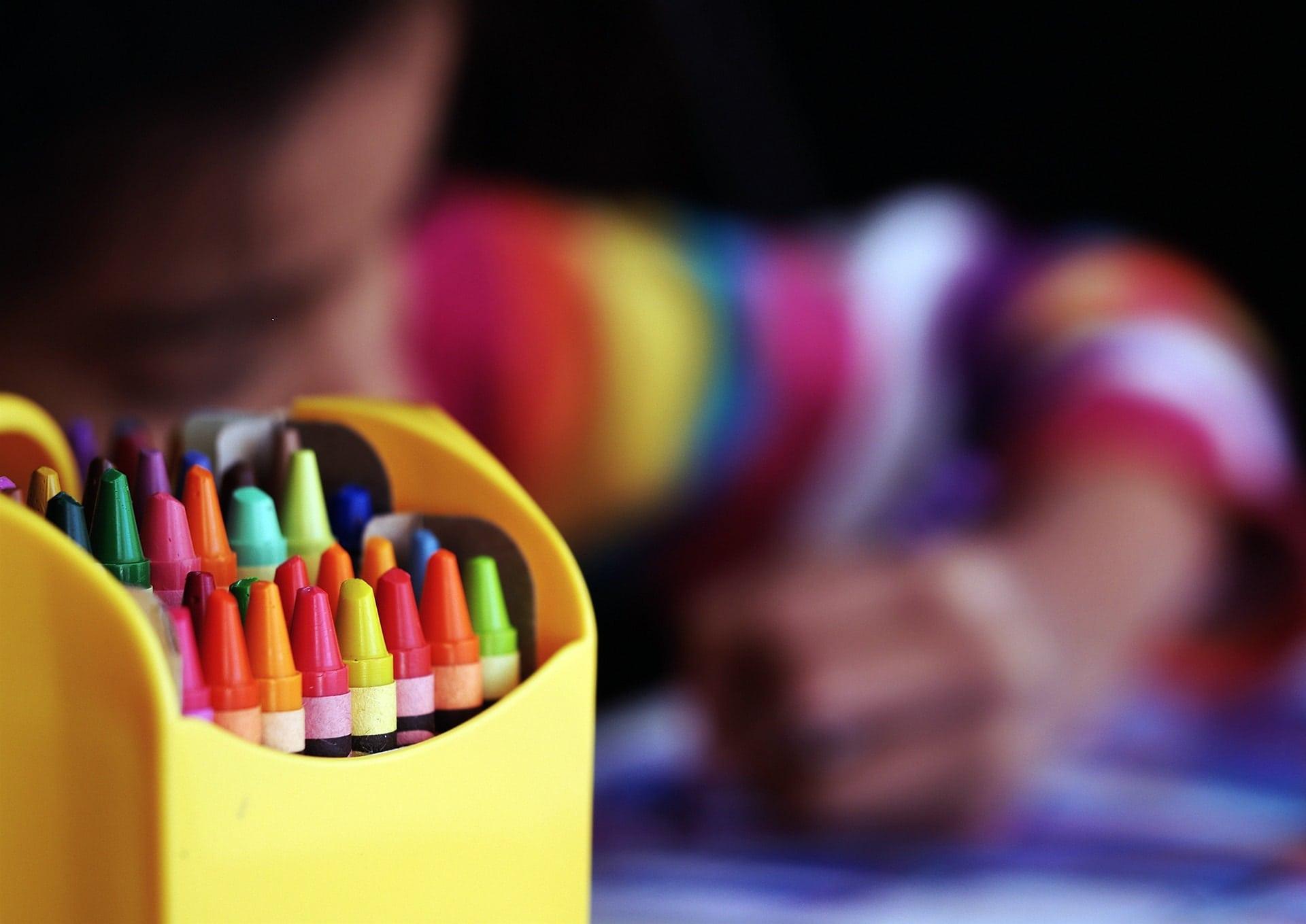 Palestra sobre Criatividade Infantil
